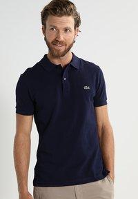 Lacoste - PH4012 - Polo shirt - navy blue - 0