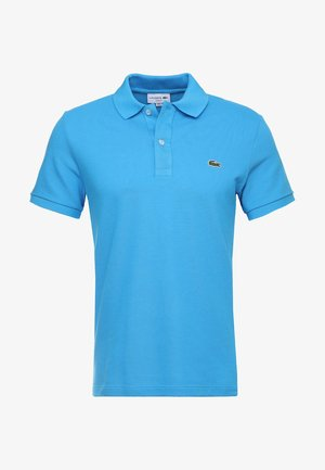 Polo shirt - blue royal