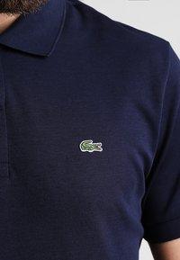 Lacoste - DH2050 - Polo shirt - navy blue - 4