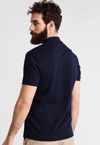 Lacoste - DH2050 - Polo shirt - navy blue - 2
