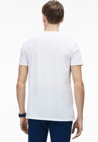 Lacoste - TH6709 - T-shirt basique - blanc - 1