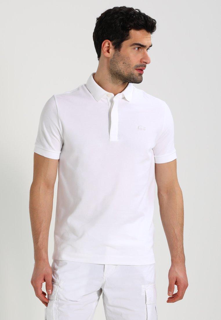 Lacoste - Koszulka polo - white