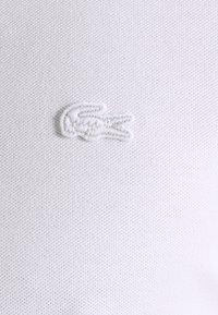 Lacoste - Koszulka polo - white - 4