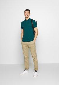 Lacoste - PH5522 - Polo shirt - mottled dark green - 1