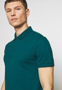 Lacoste - PH5522 - Polo shirt - mottled dark green - 4