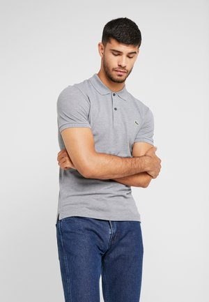 SLIM FIT - Polo shirt - brochet chine