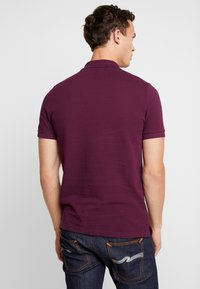 Lacoste - SLIM FIT - Polo shirt - aubergine - 2