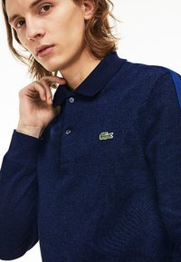 Lacoste - NORMAL FIT PH9396 - Polo shirt - inkwell/black-navy blue - 4