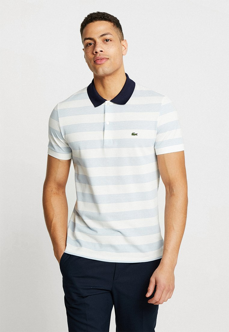 Lacoste - PH4227 - Piké - flour/creek/navy blue