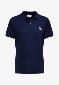 Lacoste - Polo shirt - navy blue - 4