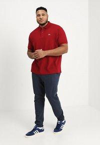 Lacoste - Polo shirt - bordeaux - 1