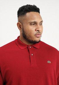 Lacoste - Polo shirt - bordeaux - 4
