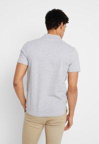 Lacoste - Polo shirt - argent chine/blanc/noir - 2
