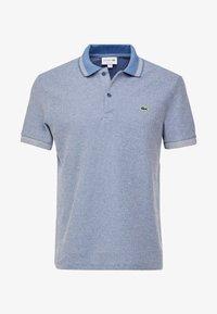 Lacoste - PH8863 - Poloshirt - bleu indigo clair/rois - 4