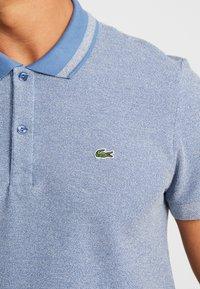 Lacoste - PH8863 - Poloshirt - bleu indigo clair/rois - 5
