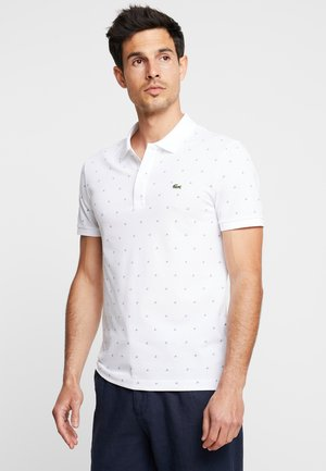 SLIM FIT PH8867  - Piké - blanc/rois
