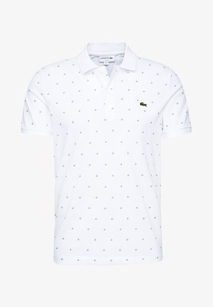 SLIM FIT PH8867  - Poloshirt - blanc/rois