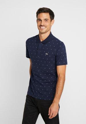 SLIM FIT PH8867  - Polo shirt - marine/blanc