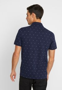 Lacoste - SLIM FIT PH8867  - Polo - marine/blanc - 2