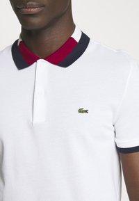 Lacoste - Polo shirt - white - 5