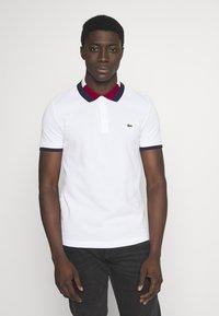 Lacoste - Polo shirt - white - 0