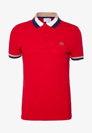 PH5095 - Polo shirt - red/navy blue-viennese-flour