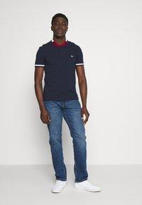 Lacoste - PH5095 - Polo shirt - navy blue/flour/bordeaux - 1