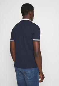 Lacoste - PH5095 - Polo shirt - navy blue/flour/bordeaux - 2