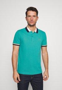Lacoste - PH5095 - Poloshirts - niagara blue/navy blue/viennese/flour - 0