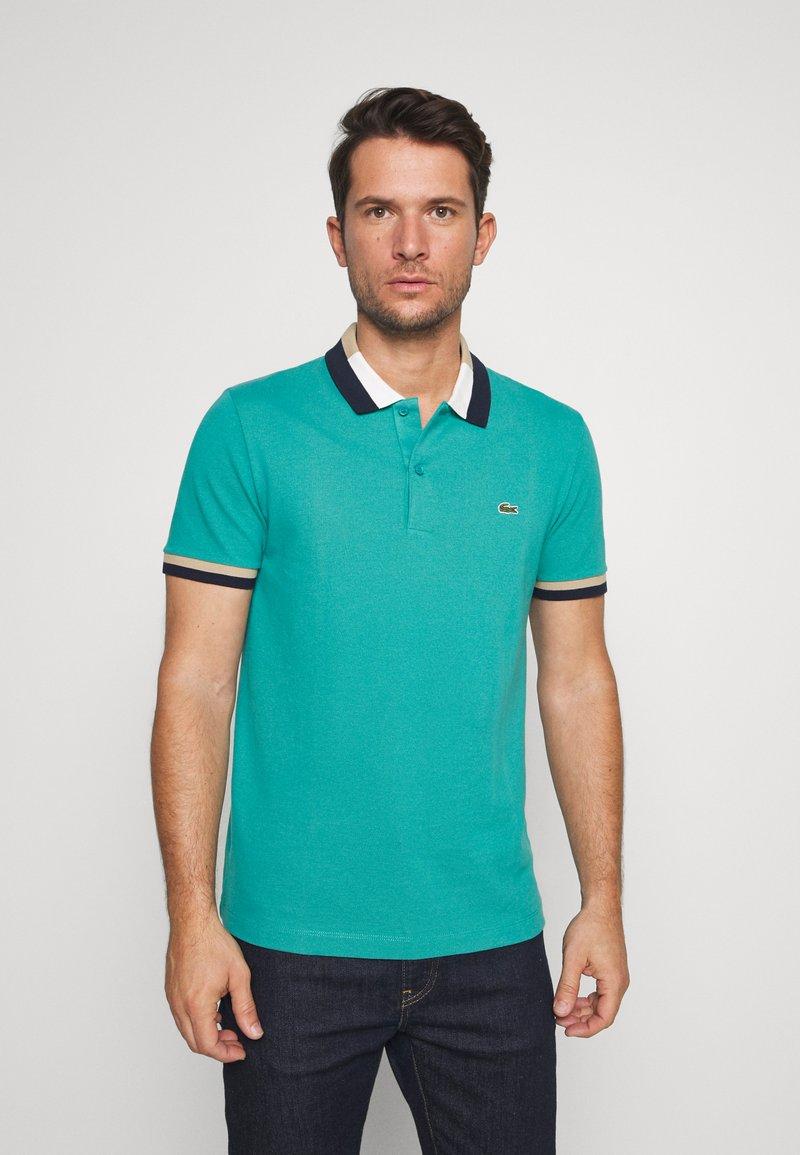 Lacoste - PH5095 - Poloshirts - niagara blue/navy blue/viennese/flour