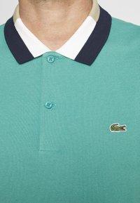 Lacoste - PH5095 - Poloshirts - niagara blue/navy blue/viennese/flour - 5