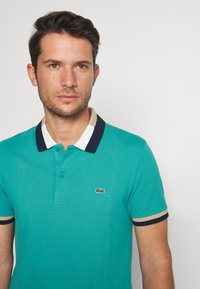 Lacoste - PH5095 - Poloshirts - niagara blue/navy blue/viennese/flour - 3