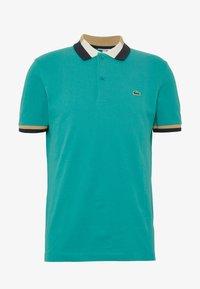 Lacoste - PH5095 - Poloshirts - niagara blue/navy blue/viennese/flour - 4