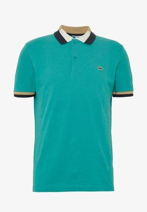PH5095 - Polo shirt - niagara blue/navy blue/viennese/flour