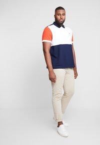 Lacoste - Polo shirt - marine/blanc/salvia - 1