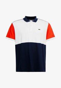 Lacoste - Polo shirt - marine/blanc/salvia - 3
