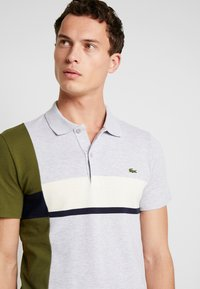 Lacoste - Polo - argent chine/marine geode - 3