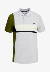 Lacoste - Polo - argent chine/marine geode - 4