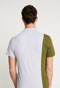 Lacoste - Polo - argent chine/marine geode - 2