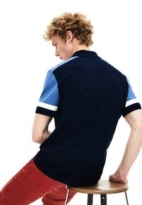 Lacoste - PH8743 - Polo shirt - navy blue/blue/white - 2