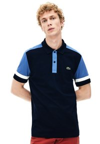 Lacoste - PH8743 - Polo shirt - navy blue/blue/white - 1