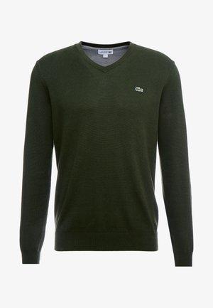 Sweatshirt - caprier farine