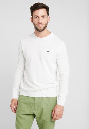 Sweter - farine white