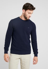 Lacoste - Sweter - navy blue - 0