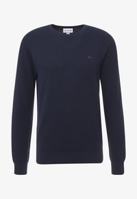 Lacoste - Sweter - navy blue - 3