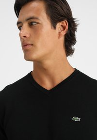 Lacoste - Sweter - black - 3