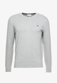 Lacoste - Jumper - silver chine - 3