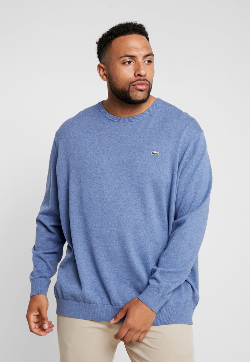 Lacoste - Jumper - alby chine/navy blue