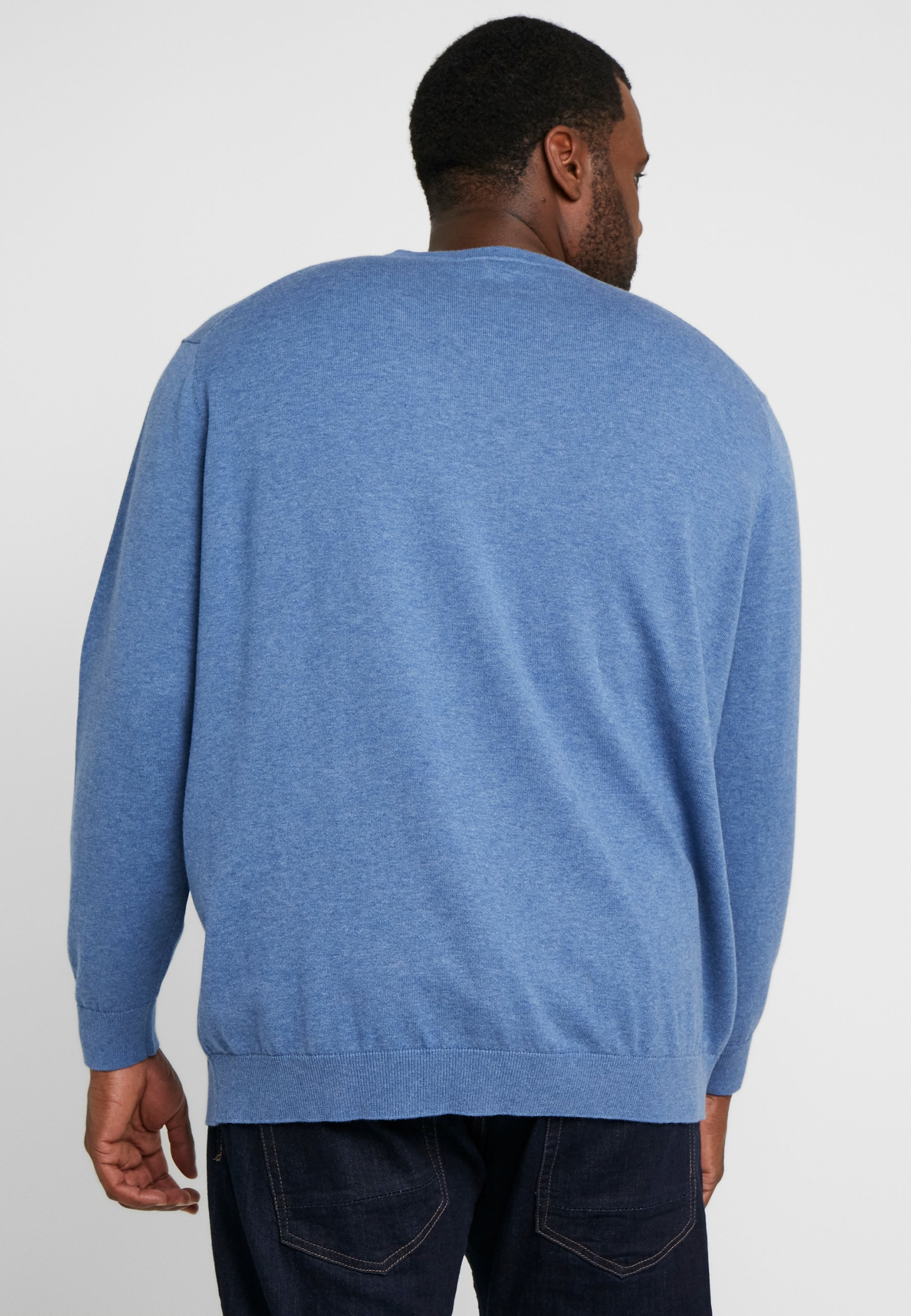 Lacoste Blue PulloverAlby Chine Lacoste navy qSUMVpLzG