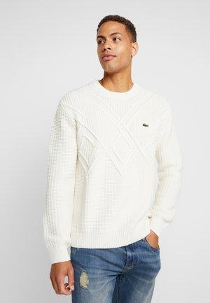 Sweter - mascarpone